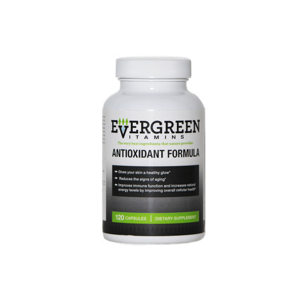 EverGreen Antioxidant Formula 120 caps -