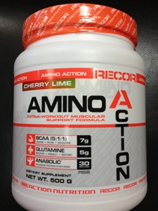 RN Amino Action Cherry Lime
