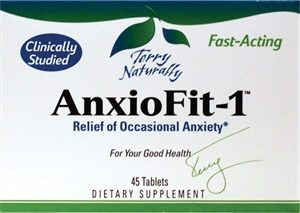Terry Naturally Anxiofit-1 45 tabs